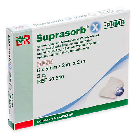 Suprasorb X + PHMB